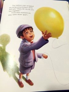 My Yellow Balloon Book Review