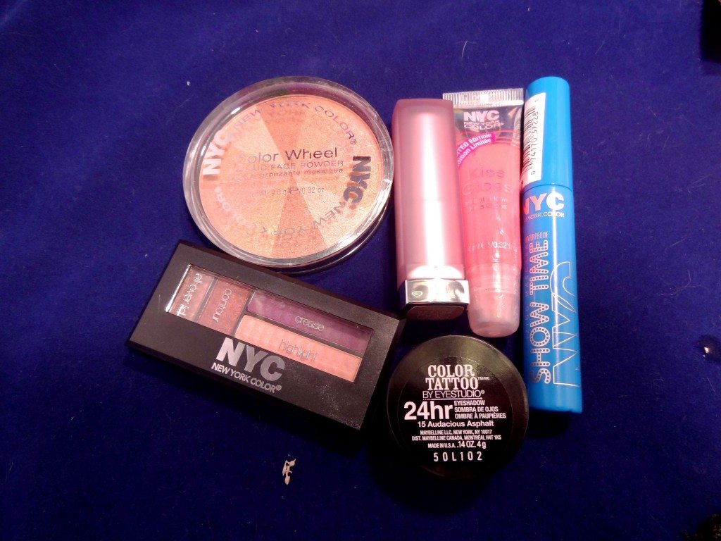 November Swaag Box Makeup