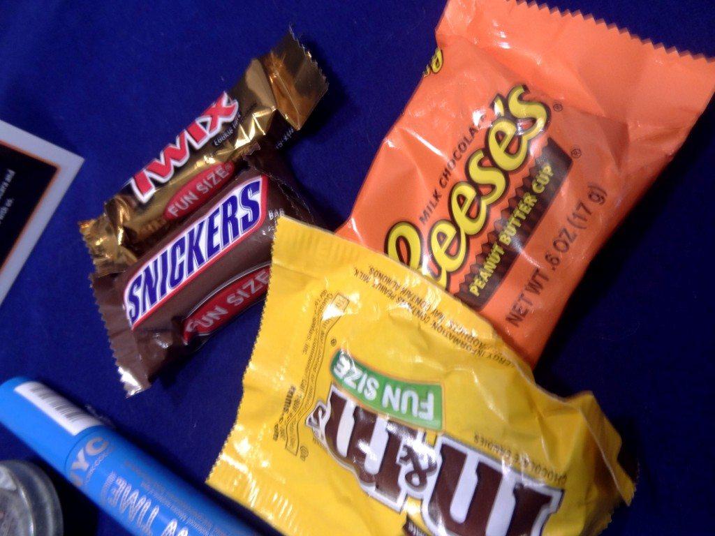 November Swaag Box candy