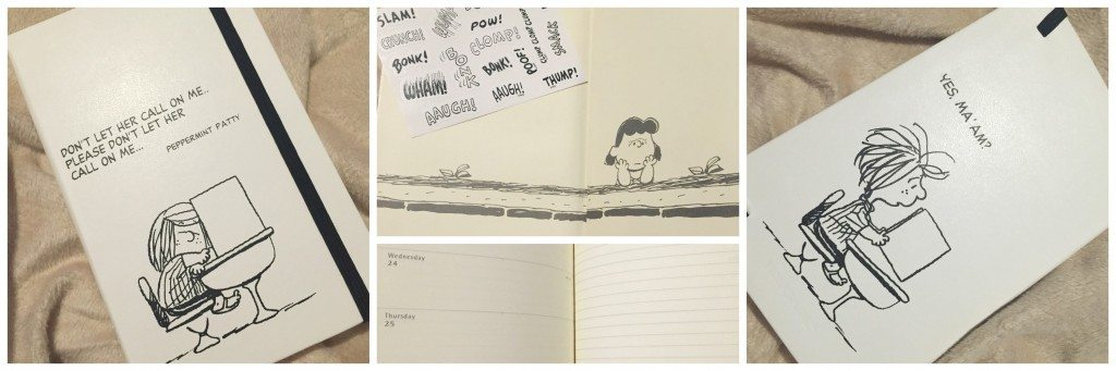 Peanuts Moleskine Limited Edition Notebook