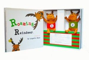 Roaming Reindeer Set