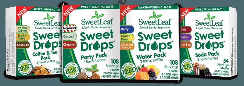 Sweet Leaf Packs