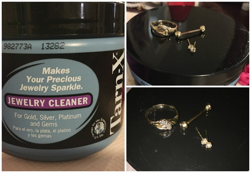 Tarn-X Jewelry Cleaner