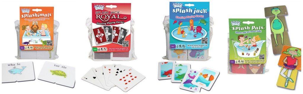 Winning Moves Splash Cards