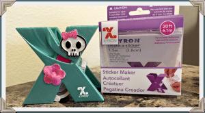 Xyron Sticker Maker Review