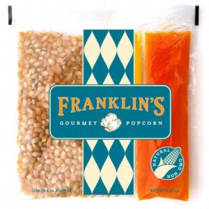 franklins gourmet popcorn