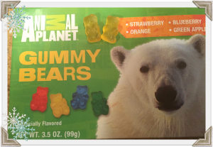 Animal Planet Gummy Bears