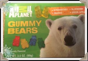 Animal Planet Gummy Bears
