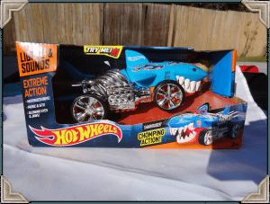 Hot Wheels Light and Sound Sharkruiser