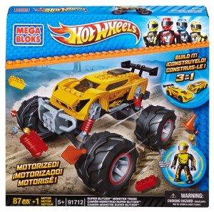 Hot Wheels Mega Bloks
