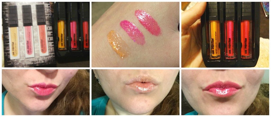 One Direction LiquiLights Glow Gloss