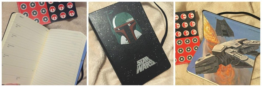 Star Wars Limited Edition Moleskine Notebook Collection