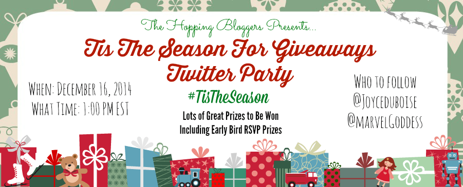 Tis The Season Twitter Party