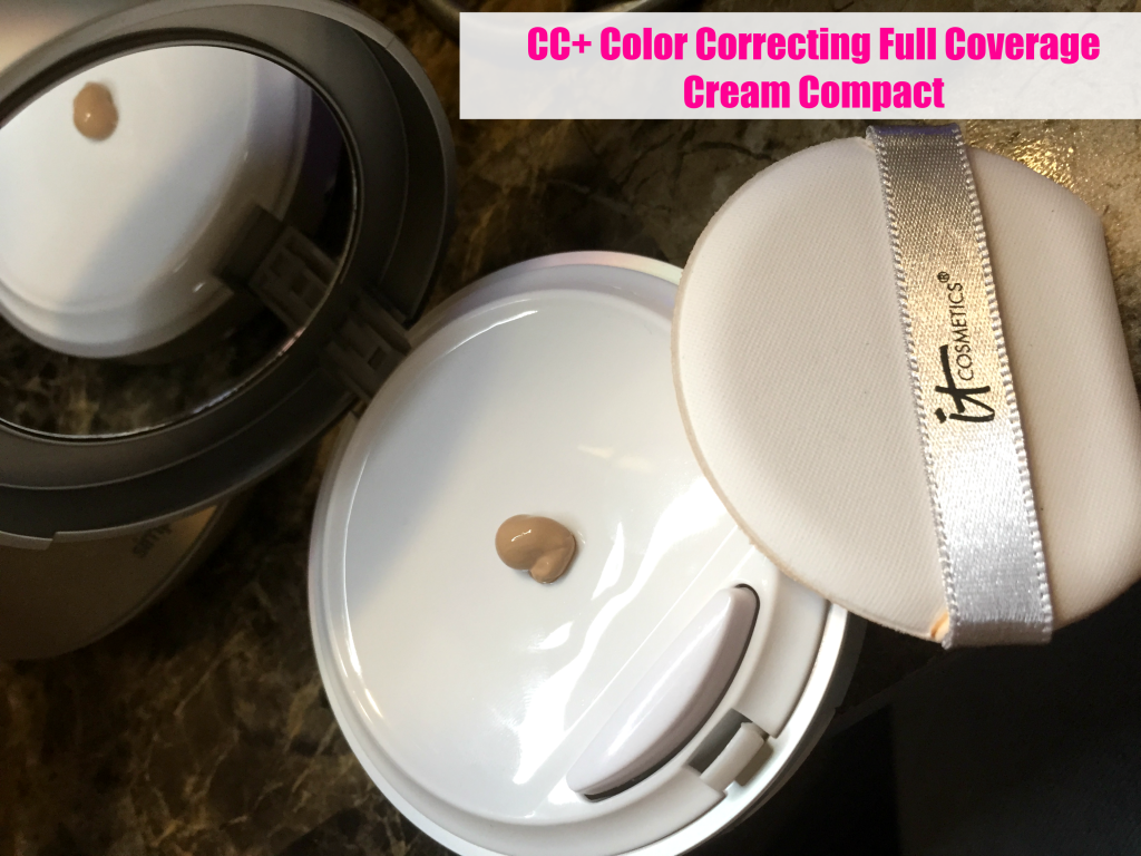 CC+ Color Correcting Full Coverage Cream Compact