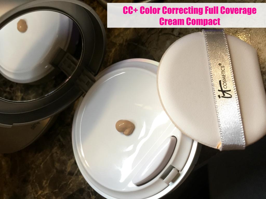 CC+ Color Correcting Full Coverage Cream Compact