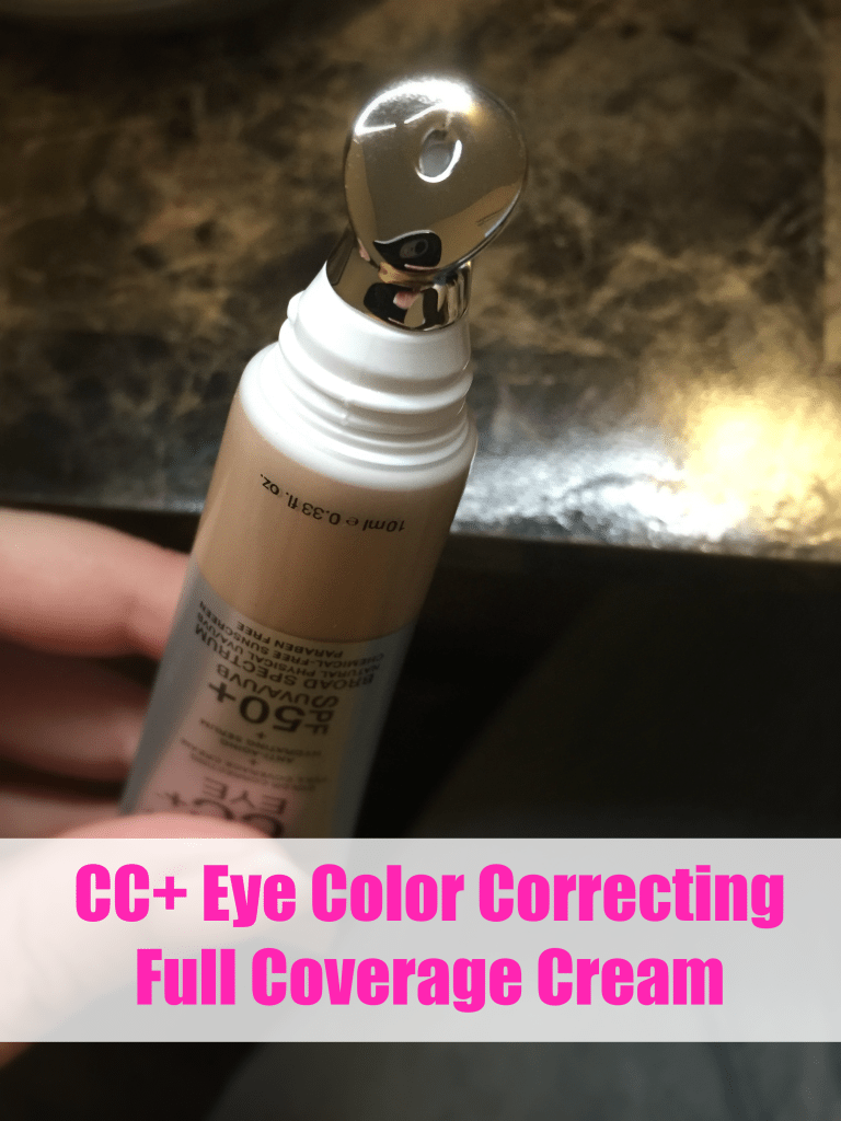 CC+ Eye Color Full Coverage Cream