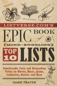 Epic Book of Lists