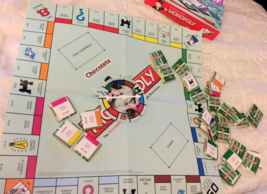 Gamesformation Chocolate Monopoly