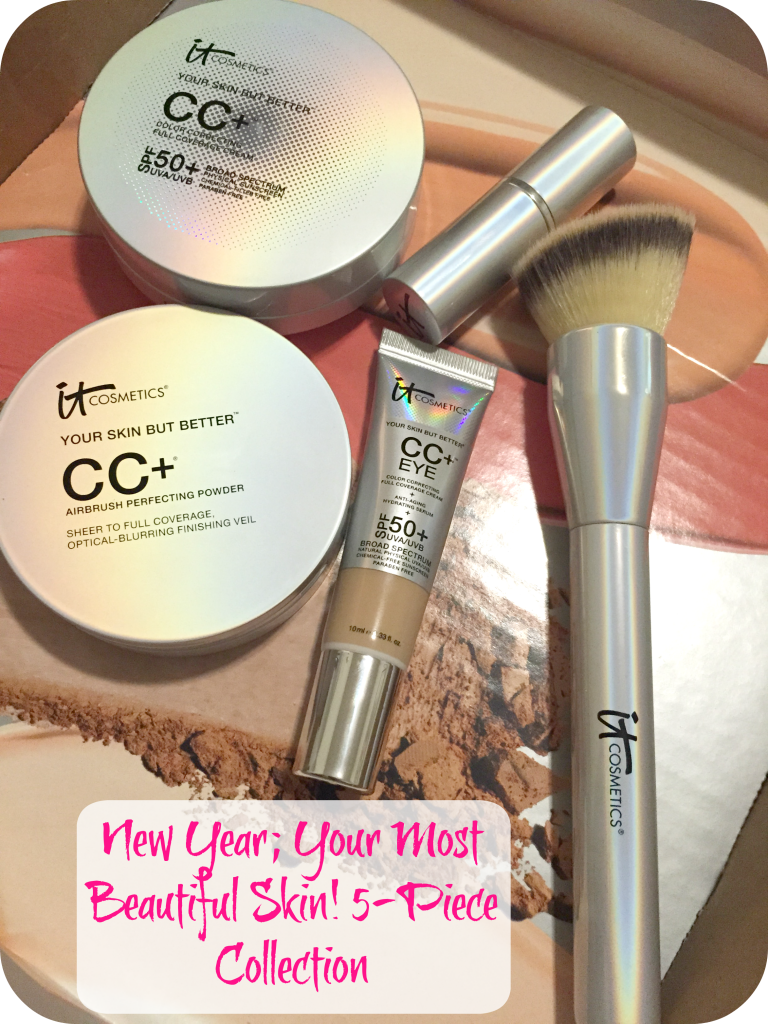 New Year, Your Most Beautiful Skin! 5-Piece Collection Review