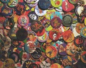 pogs and slammers- toys of the 90s