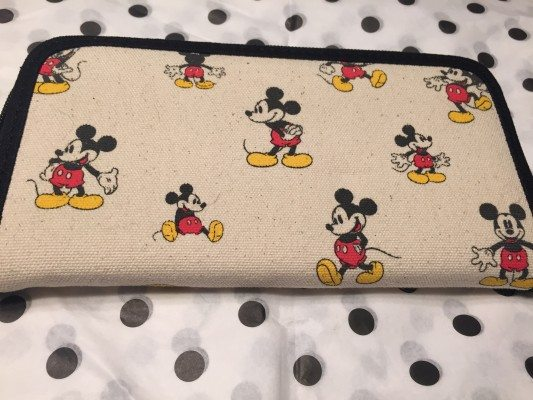 #ShopItFashion Mickey Mouse Wallet