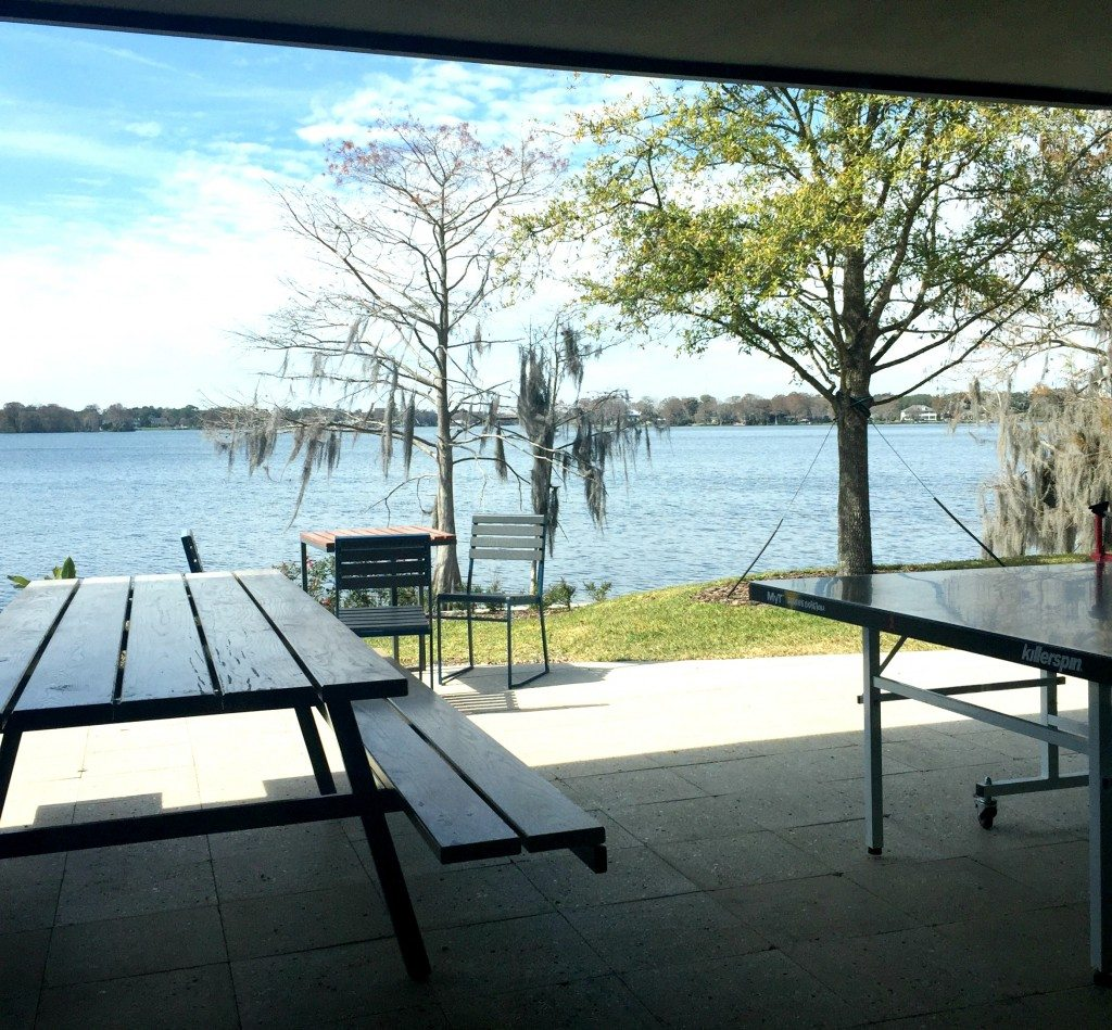 #CentralFloridaSaturdays My Visit to the Shake Shack in Winter Park, FL httpwp.mep4OPhf-1pB Back Patio