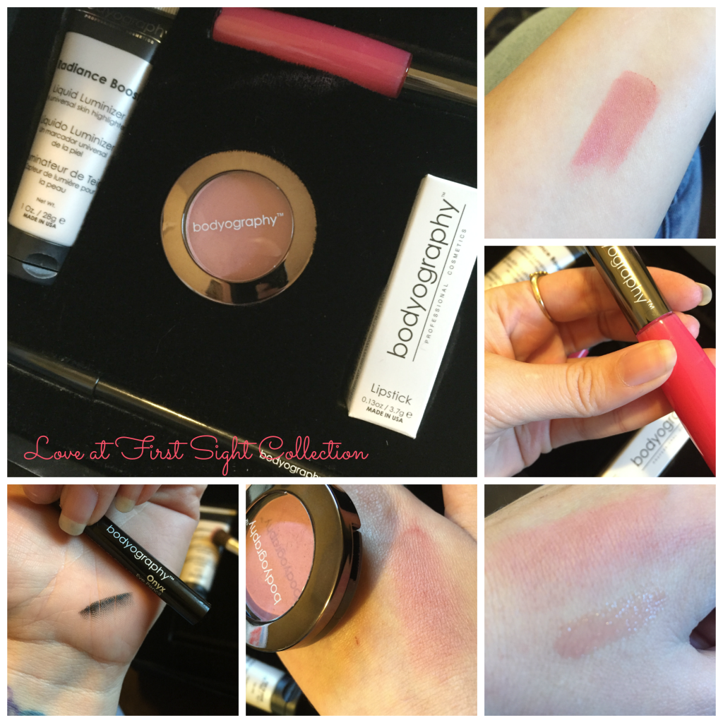 Love at First Sight Collection - Bodyography Valentine's Day Makeup Kits - Check out all of the products in the kits and tell me what you love about them! httpwp.mep4OPhf-1pn #ValentinesDay #Makeup