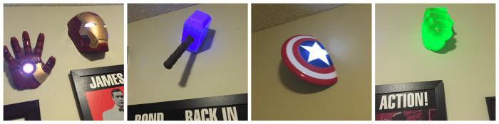 3D FX Super Hero Lights