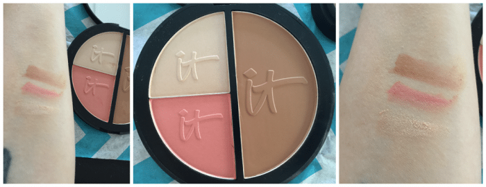 Anti-Aging Vitality Face Disc Swatches