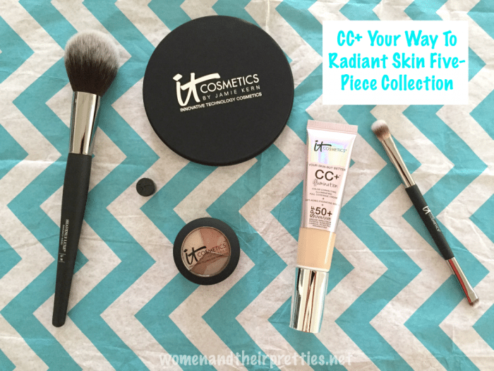 CC+ Your Way To Radiant Skin Five-Piece Collection Featured Image