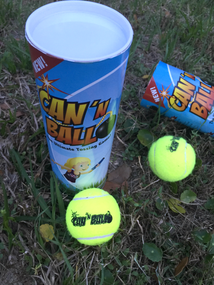 Can N Ball The Ultimate Tossing Game Review and Video