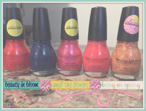 Catch Spring Fever with SinfulColors 2015 Polish