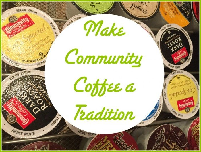 Community Coffee K-Cup Drawer