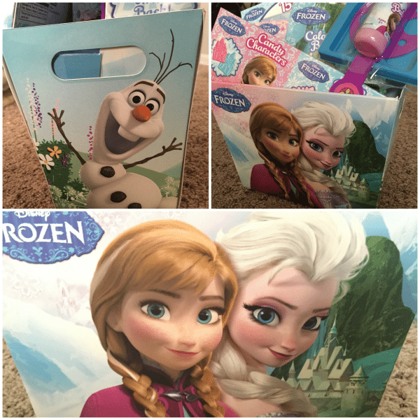 Disney Frozen #Easter Basket from Toys R Us