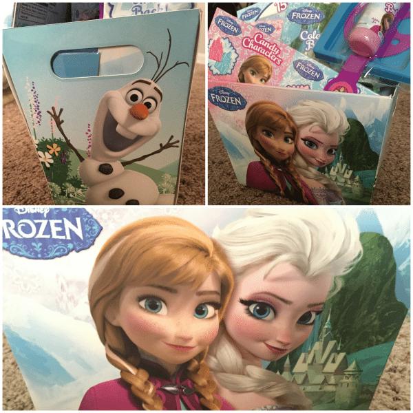 Disney Frozen #Easter Basket from Toys R Us