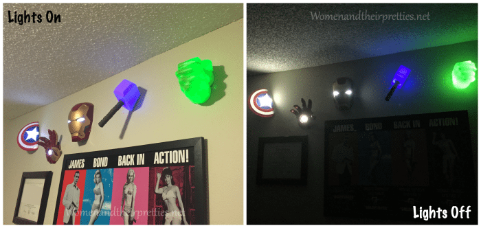 Easter Should Include 3D FX Super Hero Lights