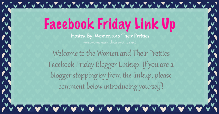 Facebook Friday Linkup