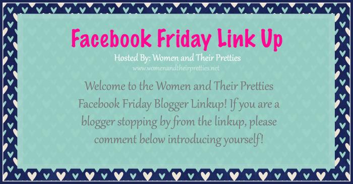 Facebook Friday Linkup