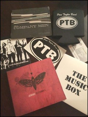 February 2015 Music Box Subscription Unboxing