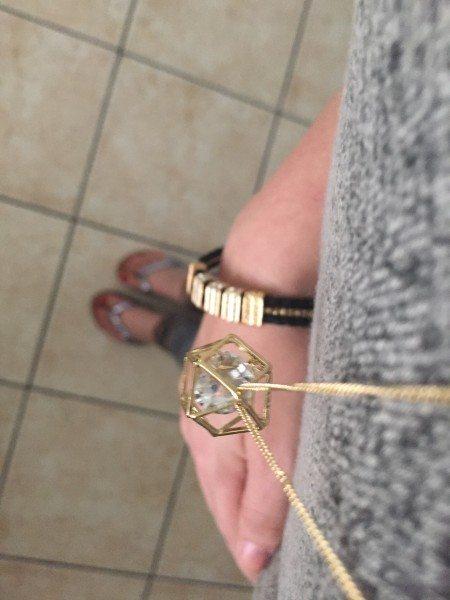 Formio Bracelet and Necklace