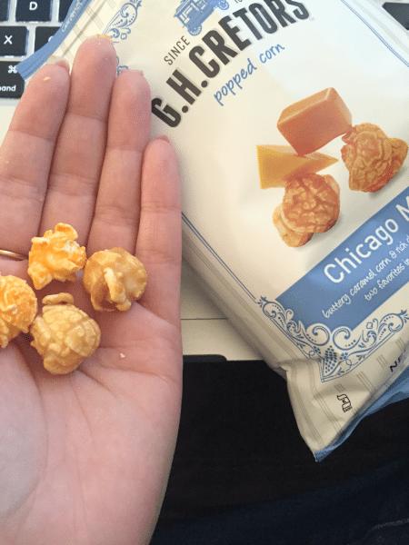 G.H Cretors Popped Corn