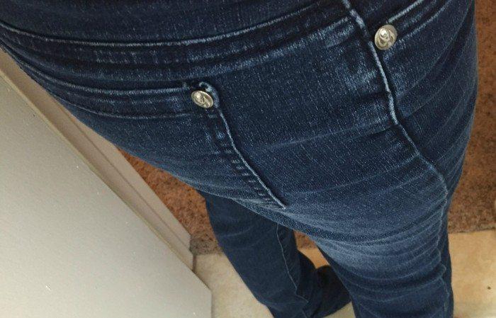 Golden Girls Jeans For the Curvy Girls