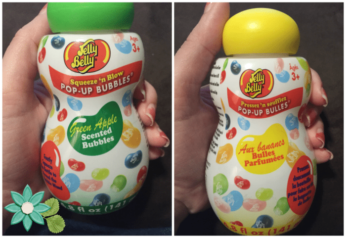 Jelly Belly Scented Bubbles #EasterGiftGuide