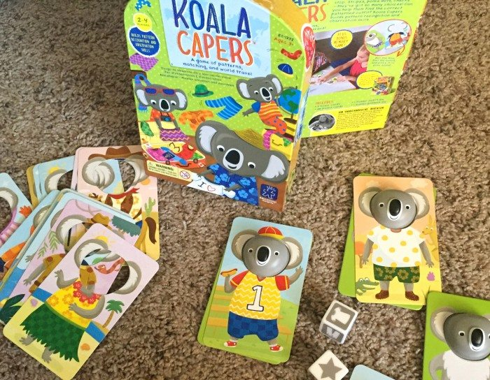 Koala Capers Game from Educational Insights