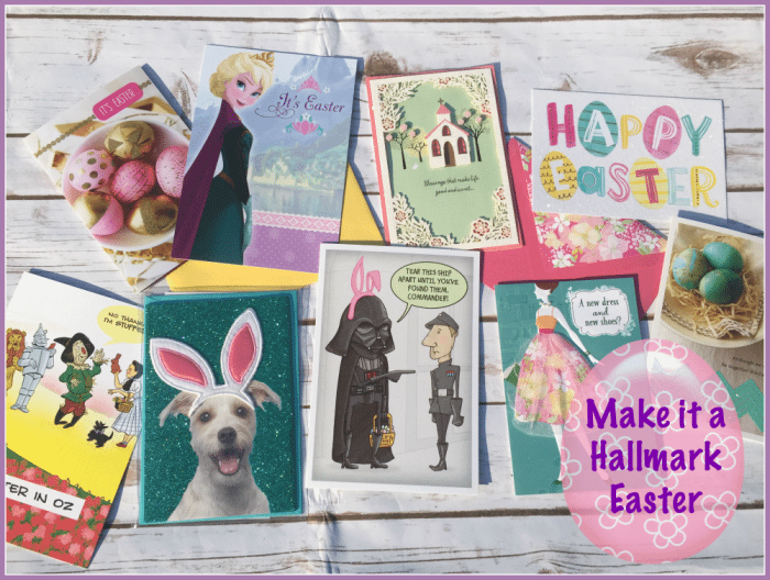 Make it a Hallmark Easter