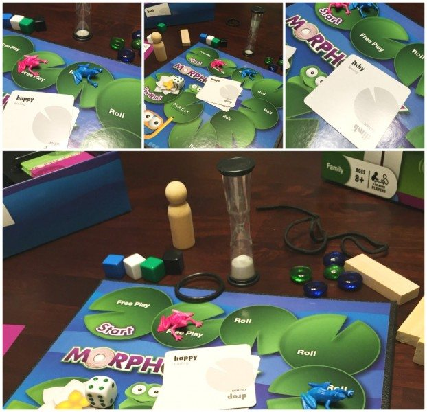 Morphology- A Game for The Creative Minds