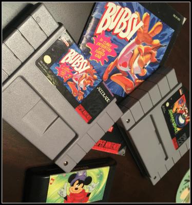 Retro Game Box #RetroBox