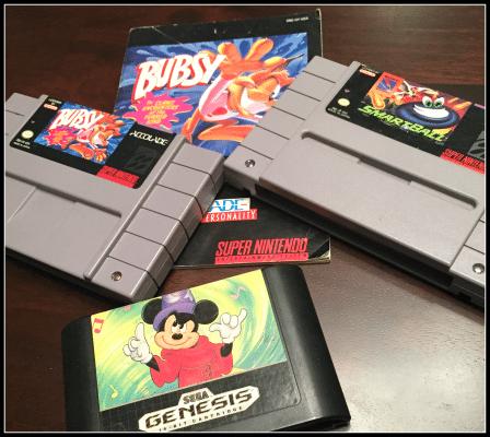 Retro Game Box Subscription Box