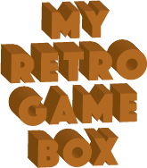 RetroGameBoxLogo