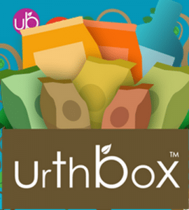 The Urthbox - A Healthy Snack Subscription Box